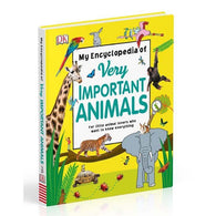 My Encyclopedia of Very Important Animals (Hardback)-BuyBookBook
