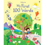 My First 100 Words-BuyBookBook