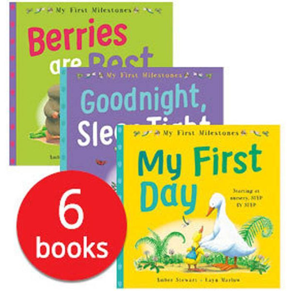 My First Experiences Collection (6 Book)-BuyBookBook