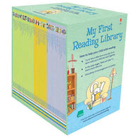 Usborne My First Reading Library (50 Books)-BuyBookBook