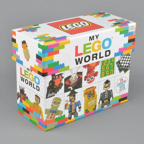 My LEGO World Collection (25 Books)-BuyBookBook
