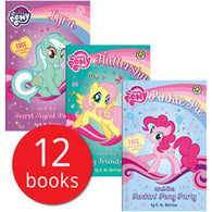 My Little Pony Collection (12 Books)-BuyBookBook