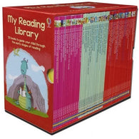 Usborne My Reading Library Collection (50 Books)-BuyBookBook