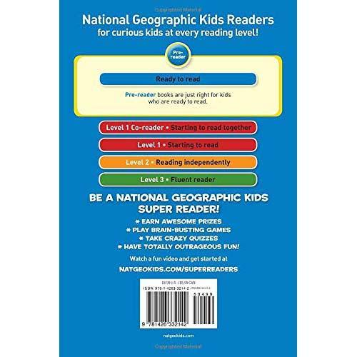 Helpers in Your Neighborhood (L0) (National Geographic Kids Readers)-BuyBookBook
