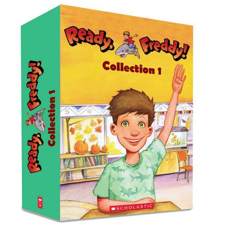 Ready Freddy Collection (10 Book + 1 CD)-BuyBookBook