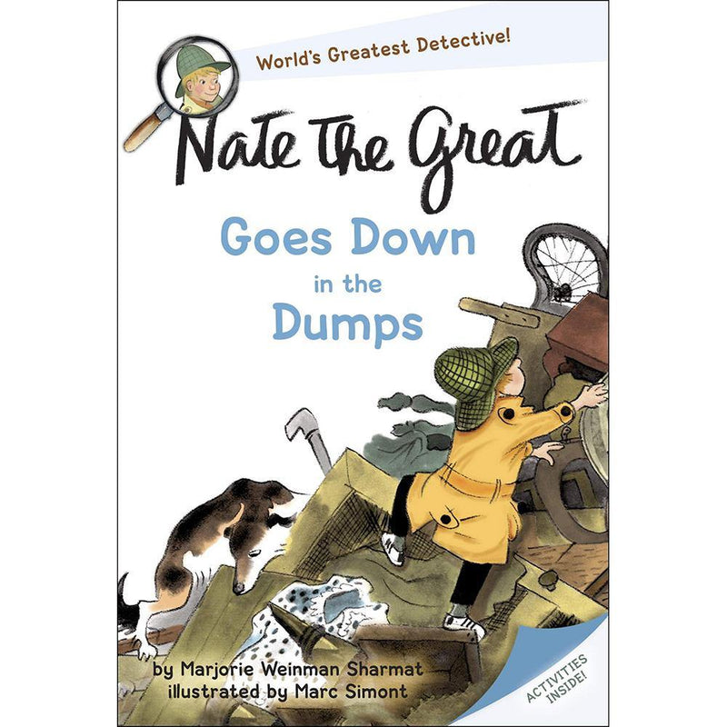 Nate the Great Goes Down in the Dumps-BuyBookBook