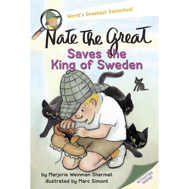 Nate the Great Saves the King of Sweden-BuyBookBook