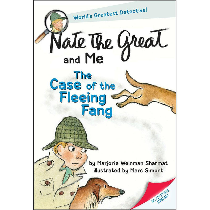 Nate the Great and Me: The Case of the Fleeing Fang-BuyBookBook