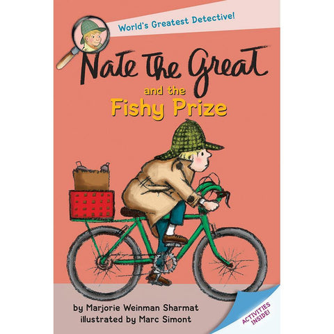 Nate the Great and the Fishy Prize-BuyBookBook