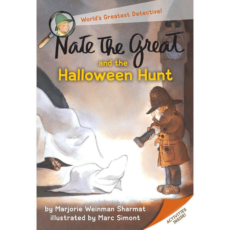 Nate the Great and the Halloween Hunt-BuyBookBook