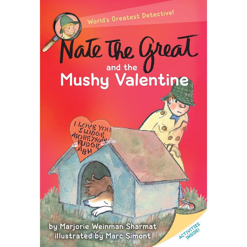 Nate the Great and the Mushy Valentine-BuyBookBook