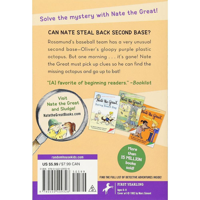 Nate the Great and the Stolen Base-BuyBookBook