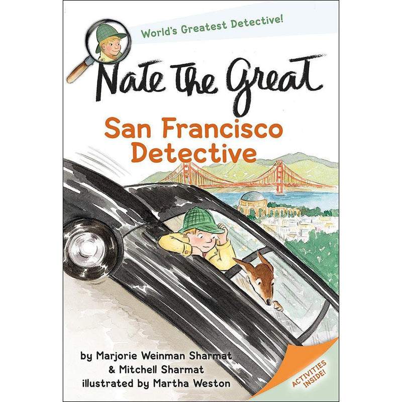 Nate the Great, San Francisco Detective-BuyBookBook