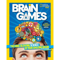 NGK: Brain Games The Mind-Blowing Science of your Amazing Brain-BuyBookBook