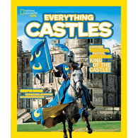 National Geographic Kids Everything Castles: Capture These Facts, Photos, and Fun to Be King of the Castle!-BuyBookBook