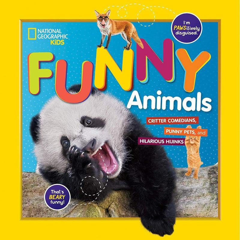 NGK: Funny Animals-BuyBookBook