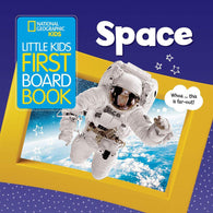NGK Little Kids First Board Book: Space (Board Book)-BuyBookBook