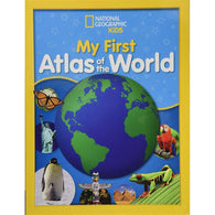 NGK My First: Atlas of the World (Hardback)-BuyBookBook