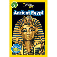 Ancient Egypt (L3) (National Geographic Kids Readers)-BuyBookBook