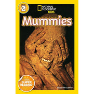 Mummies (L2) (National Geographic Kids Readers)-BuyBookBook