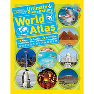 NGK Ultimate Globetrotting: World Atlas-BuyBookBook