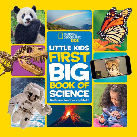 NGK Little Kids First Big Book of Science (Hardback)-BuyBookBook