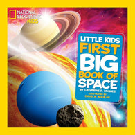 NGK Little Kids First Big Book of Space (Hardback)-BuyBookBook