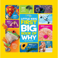 NGK Little Kids First Big Book of Why (Hardback)-BuyBookBook