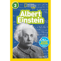 Albert Einstein (L3) (National Geographic Kids Readers)-BuyBookBook