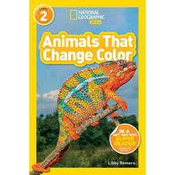 Animals That Change Color (L2) (National Geographic Kids Readers)-BuyBookBook
