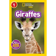 Giraffes (L1) (National Geographic Kids Readers)-BuyBookBook