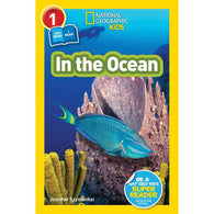 In the Ocean (L1 Co-reader) (National Geographic Kids Readers)-BuyBookBook