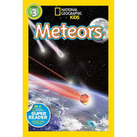 Meteors (L3) (National Geographic Kids Readers)-BuyBookBook