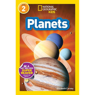 Planets (L2) (National Geographic Kids Readers)-BuyBookBook