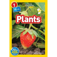 Plants (L1 Co-reader) (National Geographic Kids Readers)-BuyBookBook