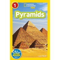 Pyramids (L1) (National Geographic Kids Readers)-BuyBookBook