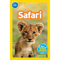 Safari (Pre) (National Geographic Kids Readers)-BuyBookBook