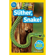 Slither, Snake! (Pre) (National Geographic Kids Readers)-BuyBookBook