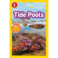 Tide Pools (L1) (National Geographic Kids Readers)-BuyBookBook