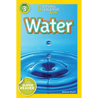 Water (L3) (National Geographic Kids Readers)-BuyBookBook
