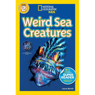 Weird Sea Creatures (L2) (National Geographic Kids Readers)-BuyBookBook