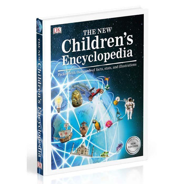 New Children's Encyclopedia, The (Hardback)-BuyBookBook