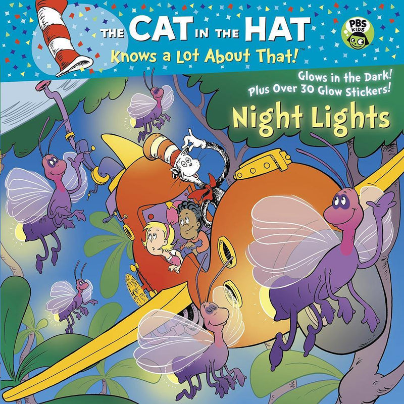 Night Lights (Cat in the Hat Knows a lot about that)-BuyBookBook