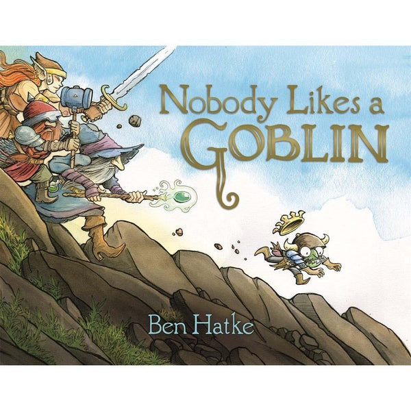 Nobody Likes a Goblin (Hardcover)-BuyBookBook