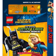 Official Justice League Training Manual, The-BuyBookBook