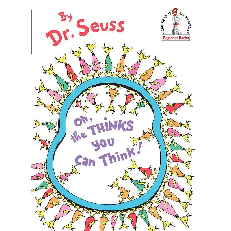 Oh, the Thinks You Can Think! (Hardback) (Dr. Seuss)-BuyBookBook