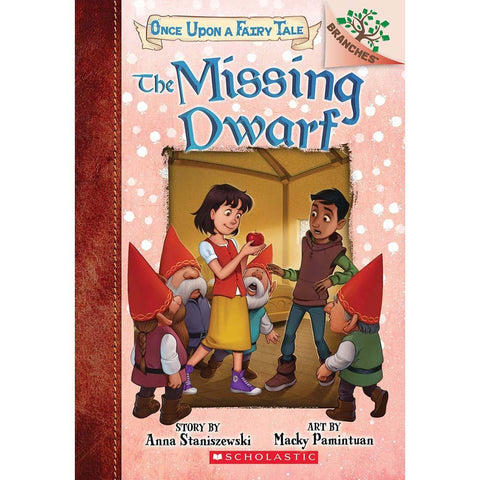 Once Upon a Fairy Tale #03 The Missing Dwarf (Branches)-BuyBookBook