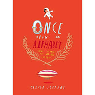 Once Upon an Alphabet (Hardback)-BuyBookBook