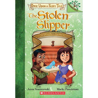 Once Upon a Fairy Tale #02 The Stolen Slipper-BuyBookBook