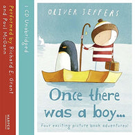 Once there was a boy… (Audio CD)-BuyBookBook